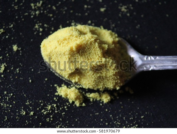 Dust cooking powder