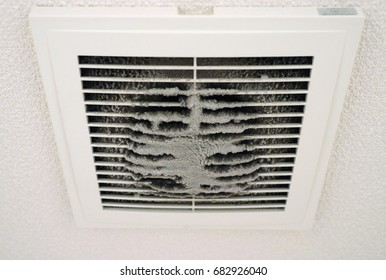 Dust of the vent
