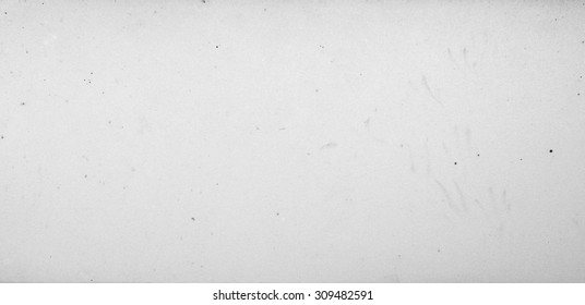 Dusty dirty glass composition as a background texture