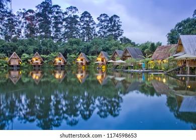 Dusun Bambu, Lembang, Bandung - September 2016