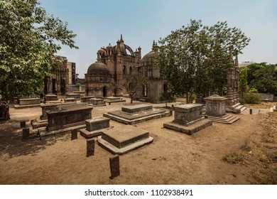 The Dutch and Armenian cemeteries, a historic landmark of Surat, Surat is a city located on the western part of India in the state of Gujarat.