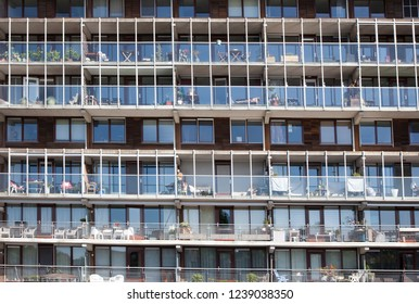 dutch balcony in detail