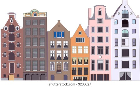 Dutch buildings