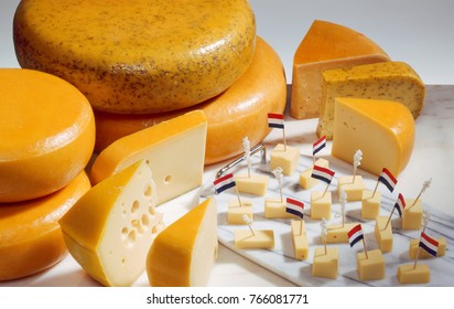 Dutch Cheese and a Cheese platter