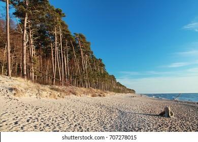 Dutch Hat (Olandu Kepure),  Sunset Klaipeda Lithuania, Sunset clouds, Sunset beach, Sunset Lietuva.