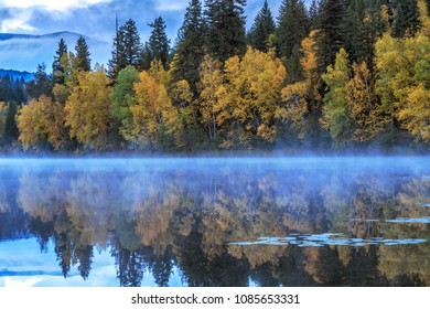 Dutch Lake, Clearwater, BC, Canada