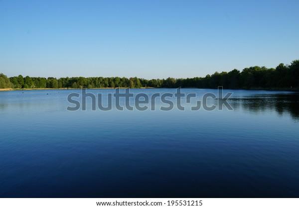 Dutch Lake view