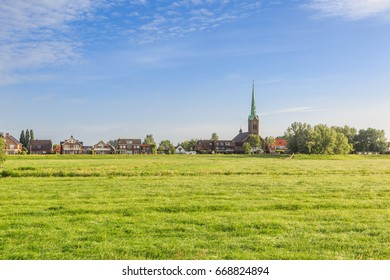 Polder Landscape Netherlands Images Stock Photos Vectors Shutterstock