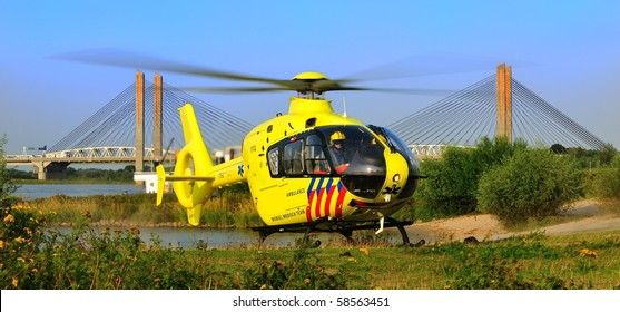 Dutch trauma helicopter