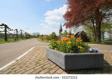 Dutch village Baak in Achterhoek