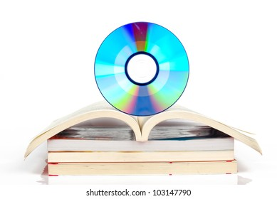 DVD with book