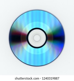 DVD disc for music data video recording. Multiple sessions are visible.