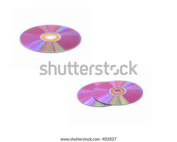 dvd's cd's