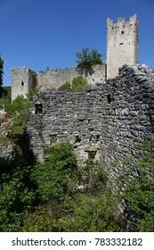 Dvigrad, Istria, Croatia