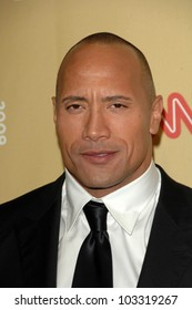 "Dwayne Johnson at the ""CNN Heroes: An All-Star Tribute,"" Kodak Theater, Hollywood, CA. 11-21-09"