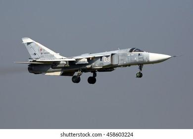 Sukhoi Su-24 Images, Stock Photos & Vectors | Shutterstock