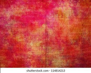 dyed pink fabric texture