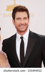Dylan McDermott at the 65th Primetime Emmy Awards at the Nokia Theatre, LA Live. September 22, 2013  Los Angeles, CA