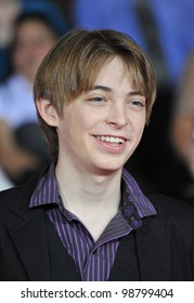 """Dylan Riley Snyder at the world premiere of """"John Carter"""" at the Regal Cinemas L.A. Live. February 22, 2012  Los Angeles, CA Picture: Paul Smith / Featureflash"""