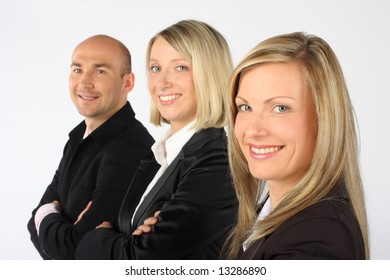 Dynamic Business Team