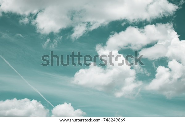 dynamic cloud for background and postcard.Abstract and dark tone color,soft focus.