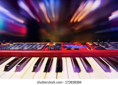 Dynamic synthesizer.