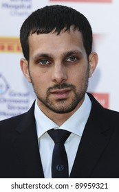 Dynamo attending the F1 Party, at the Natural History Museum, London. 06/07/2011  Picture by: Steve Vas / Featureflash
