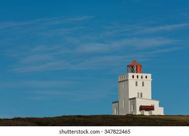 Dyrholaey -Iceland-