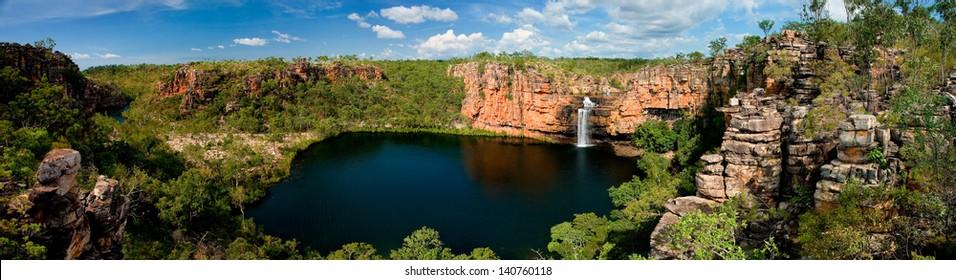 Eagle Falls, Western Australia