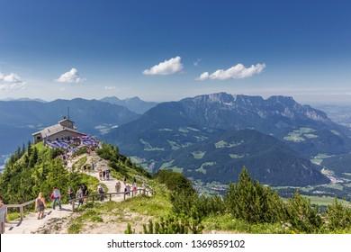 eagles nest at berchtesgaden