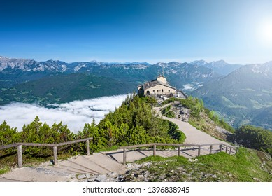 Eagle's Nest is a history place in Bavaria/Germany