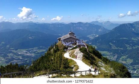 Eagles Nest, Kehlsteinhaus, Kehlstein, Bavaria, Germany