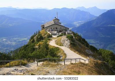 The Eagle's Nest near Berchtesgaden, germany