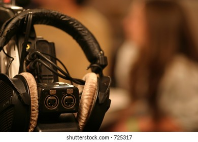 ear phones for video production