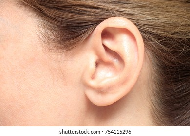 Ear Of A Woman