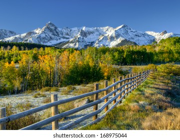 Early Fall Colors Near the Dallas Divide