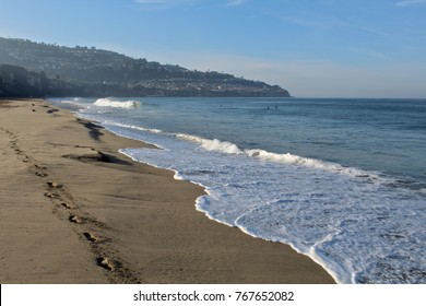 An Early Fall Morning at Torrance Beach in Los Angeles, California