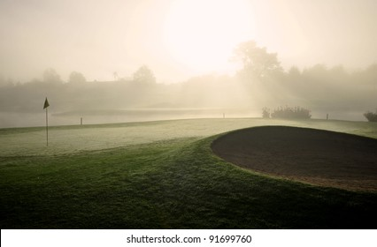 Early Golf Morning