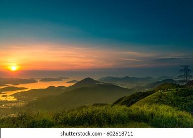 Early morning in Fei Ngo Shan, Hong Kong