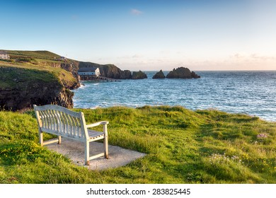 Early morning at Long Cove near Padstow in Cornwall