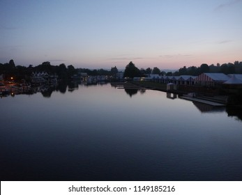 Early morning on the River Thames, Henley on Thames
