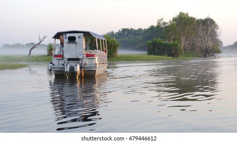 Early morning on the Yellow River, Kakadu National Park, Northern Territories, Australia