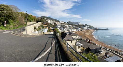 Early morning at Ventnor Esplanade, Isle of Wight