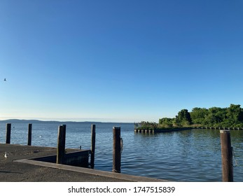 Early Morning View of Chesapeake Bay