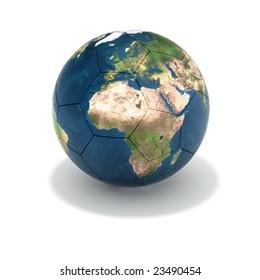 Earth ball