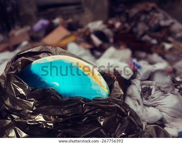 Earth contamination