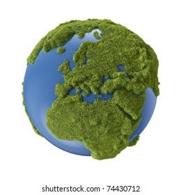 earth grass
