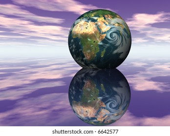 Earth Reflections