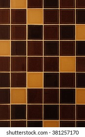 Earth Tone Tiling Pattern