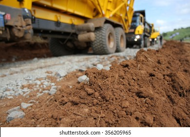Earth-moving equipment
